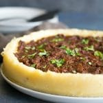 Kid-Friendly Sloppy Joe Mashed Potato Pie