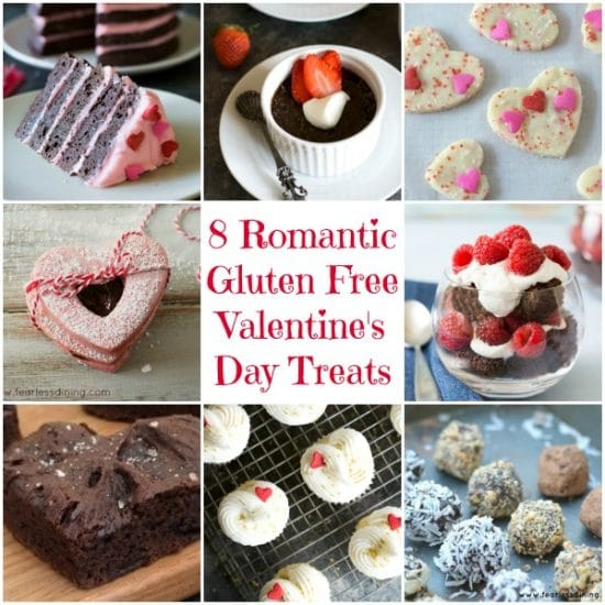 The Best Gluten Free Valentine's Day Treats