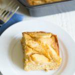 Easy Gluten Free German Apple Cake Recipe