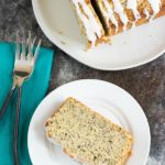 Moist Gluten Free Lemon Poppy Seed Cake
