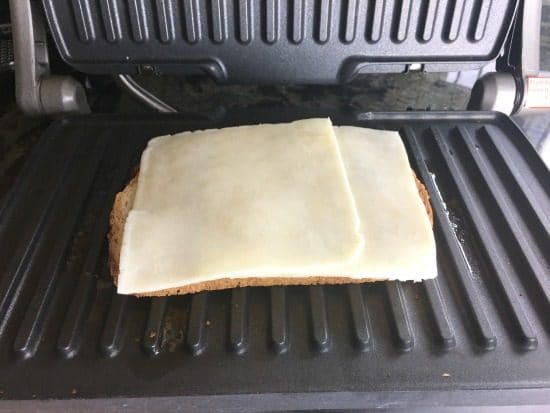 cheese layer