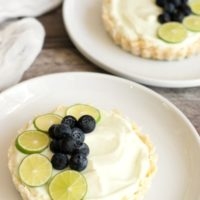 Easy Gluten Free Fruit Tarts