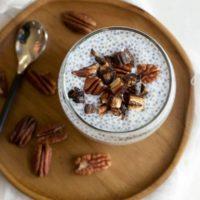Vanilla Chia Seed Pudding