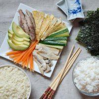 """Temaki"" – Easy Grain-Free Paleo Sushi"