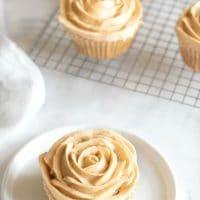 Gluten Free Caramel Cupcakes