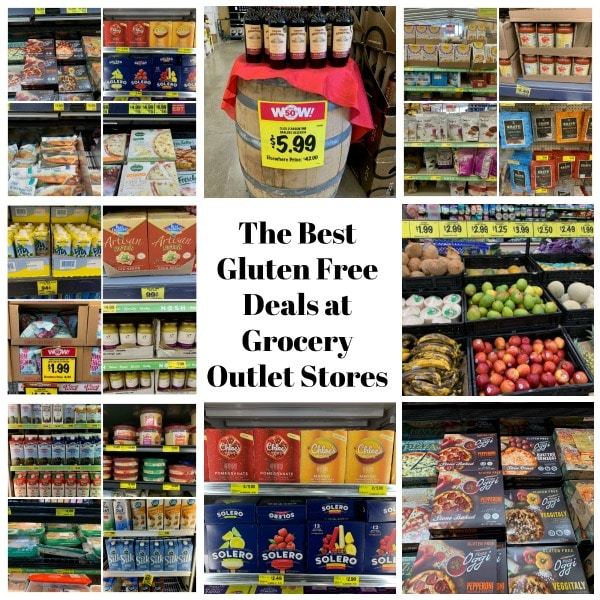 gluten free deals at Grocery Outlet photos