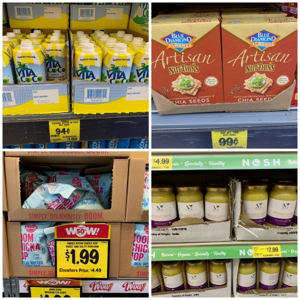 more grocery outlet price deals on the shelves