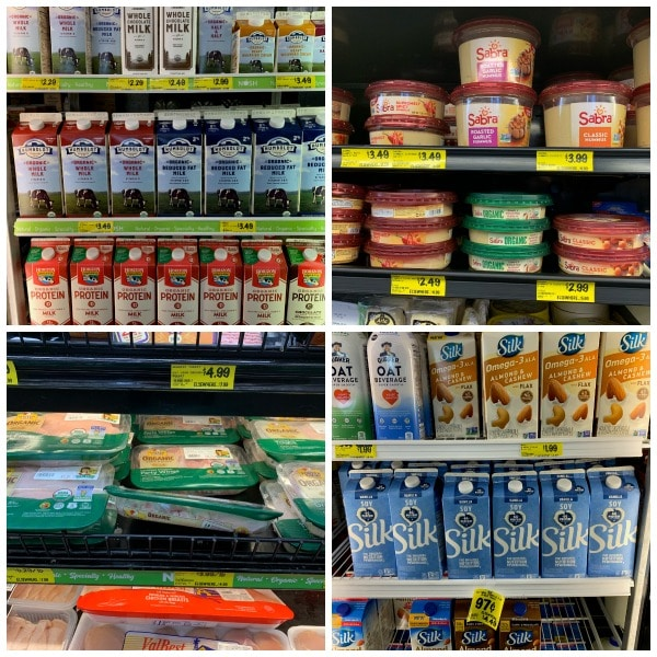 refrigerated deals at Grocery Outlet