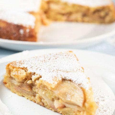Delicious Gluten Free Passover Apple Cake