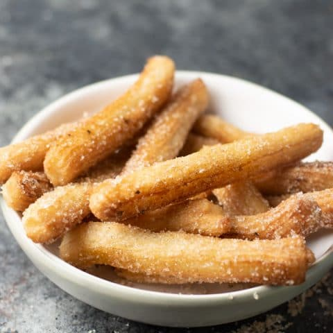 Mouthwatering Gluten Free Churros