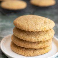 Gluten Free Snickerdoodles Cookies