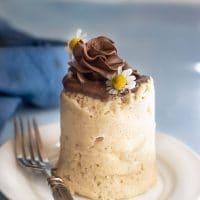 Gluten Free Vanilla Mug Cake