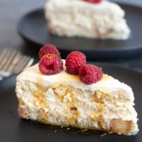 Gluten Free French Toast Cheesecake