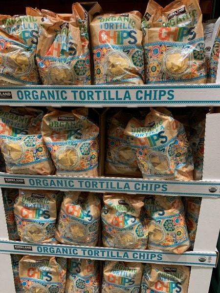 costco organic tortilla chips