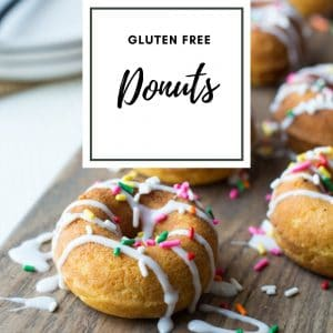 Gluten Free Donut Recipes