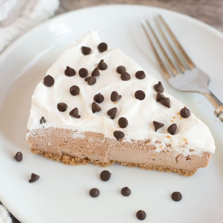 Gluten Free No-Bake Nutella Cheesecake