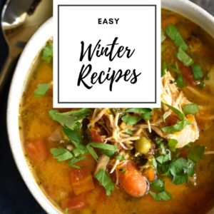 Winter Recipes