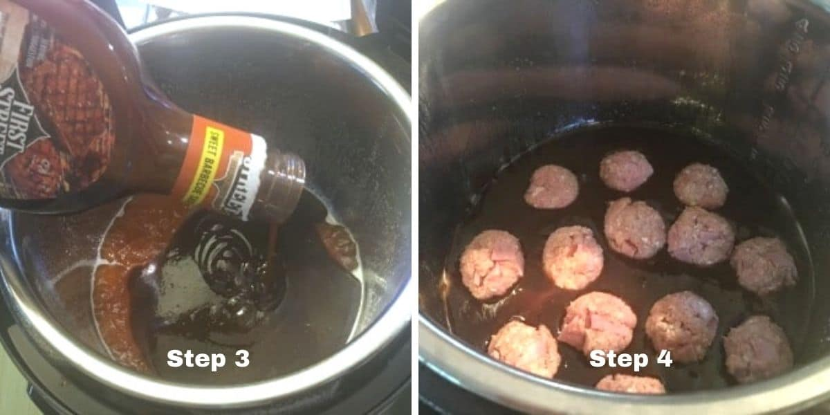 meatballs steps 3 and 4 photos