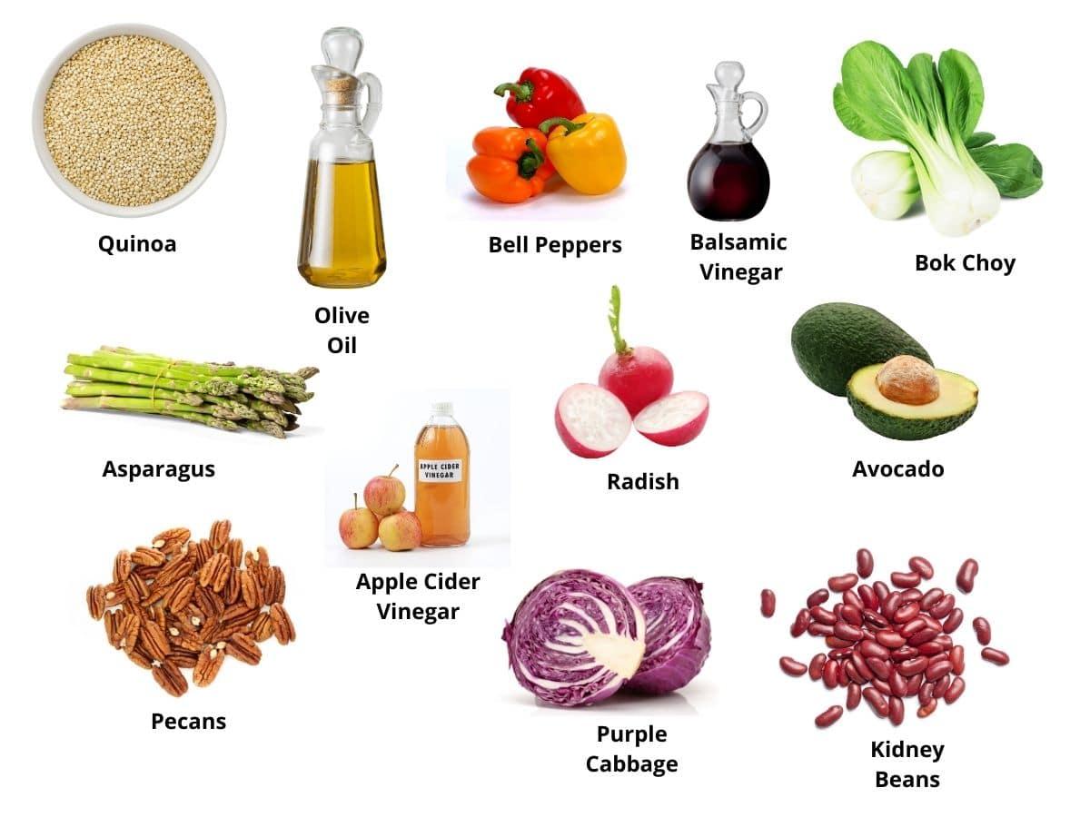 buddha bowls ingredients