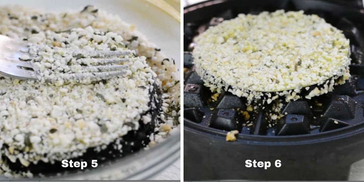 eggplant steps 5 and 6 photos