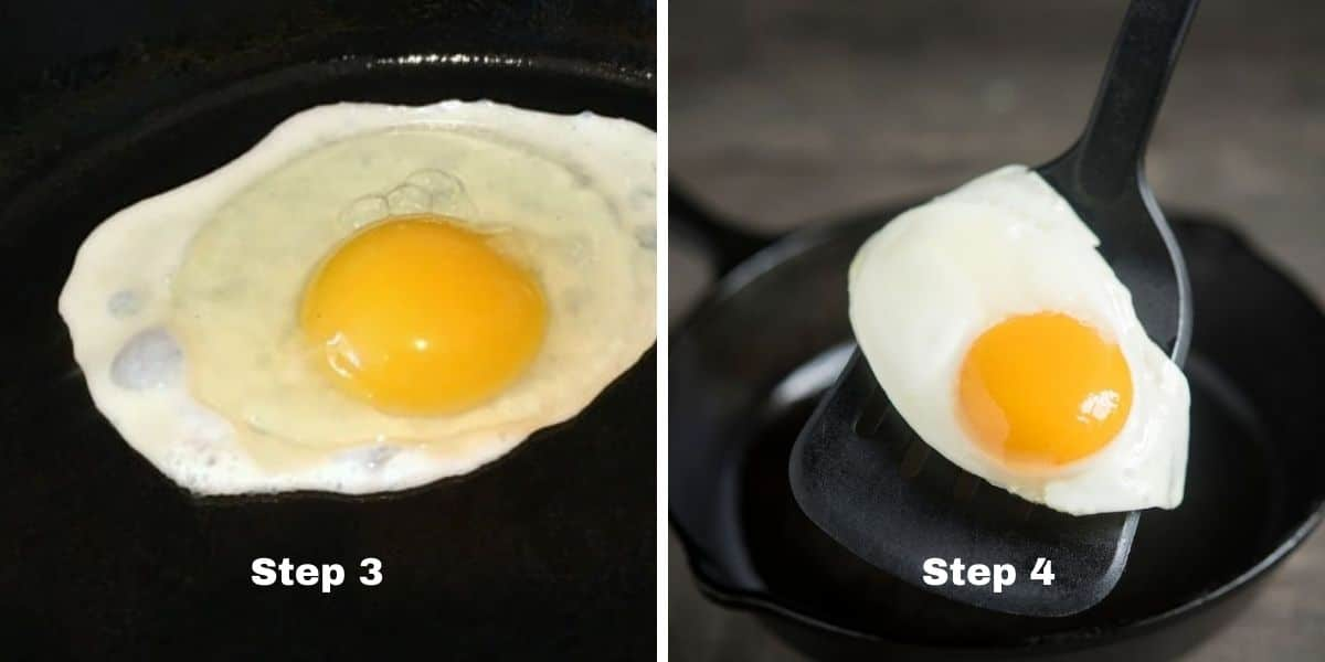 eggs and grits steps 3 and 4 photos