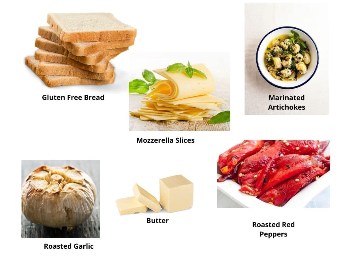 panini ingredients