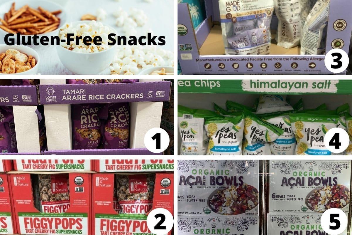more gluten free snacks brands