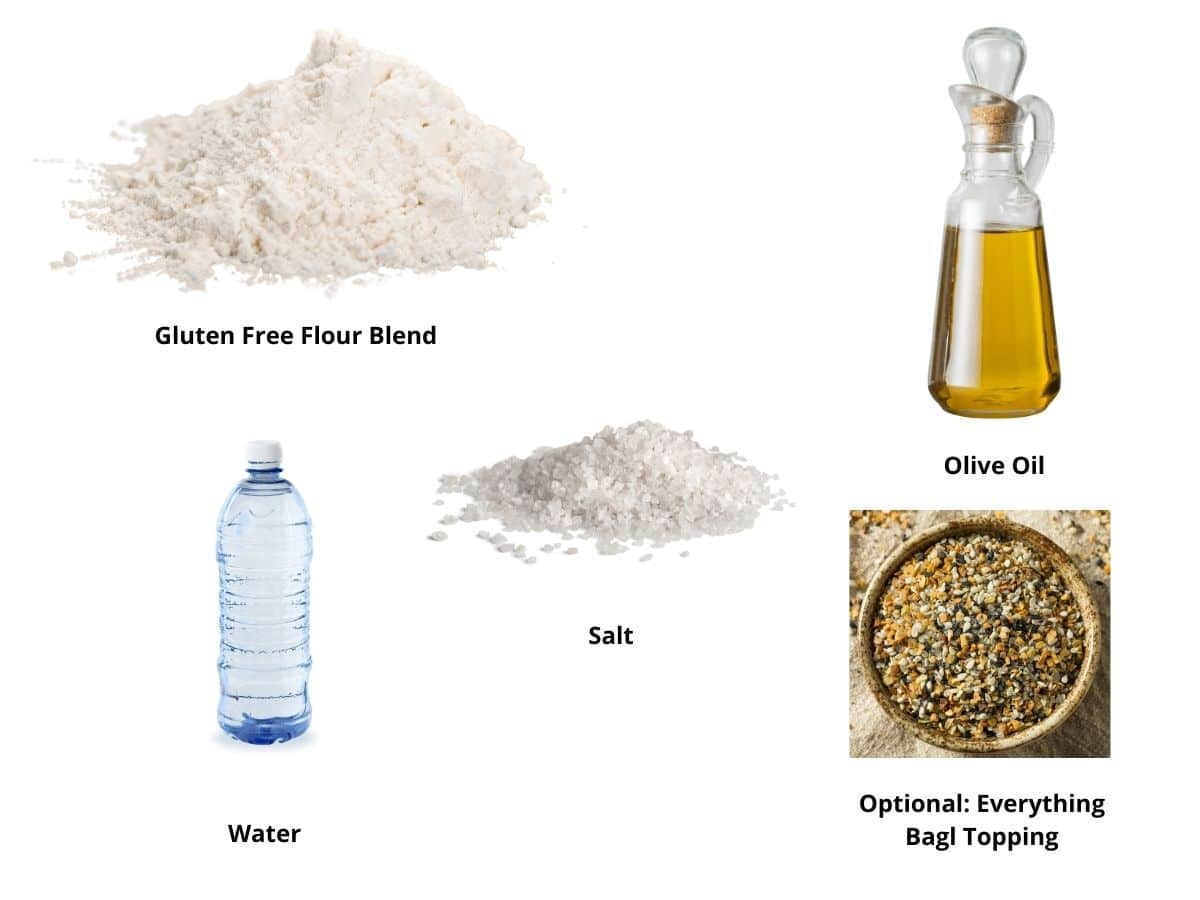 gluten free matzah ingredients