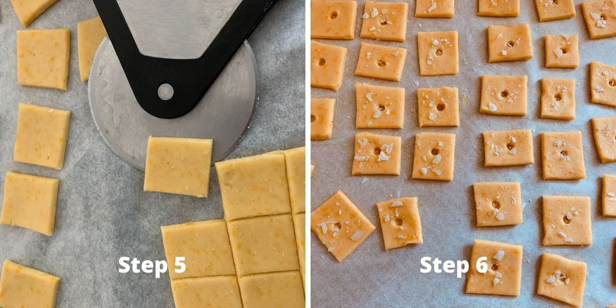 cheez its steps 5 and 6 photos