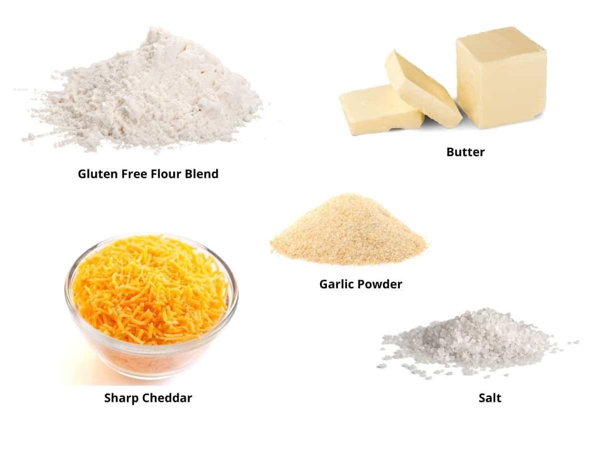 gluten free cheez its ingredients