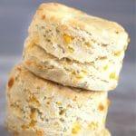 gluten free cheddar biscuits pinterest pin