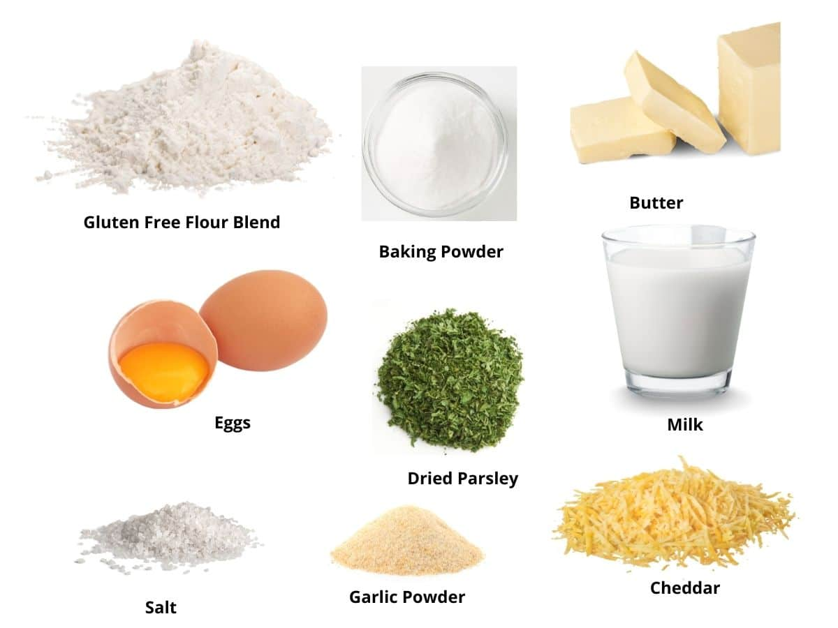 cheddar biscuits ingredients