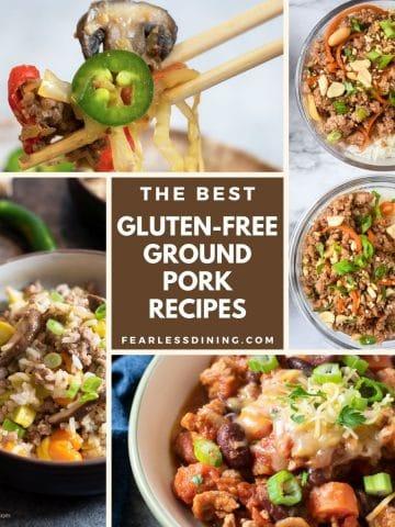 photos of ground pork recipes