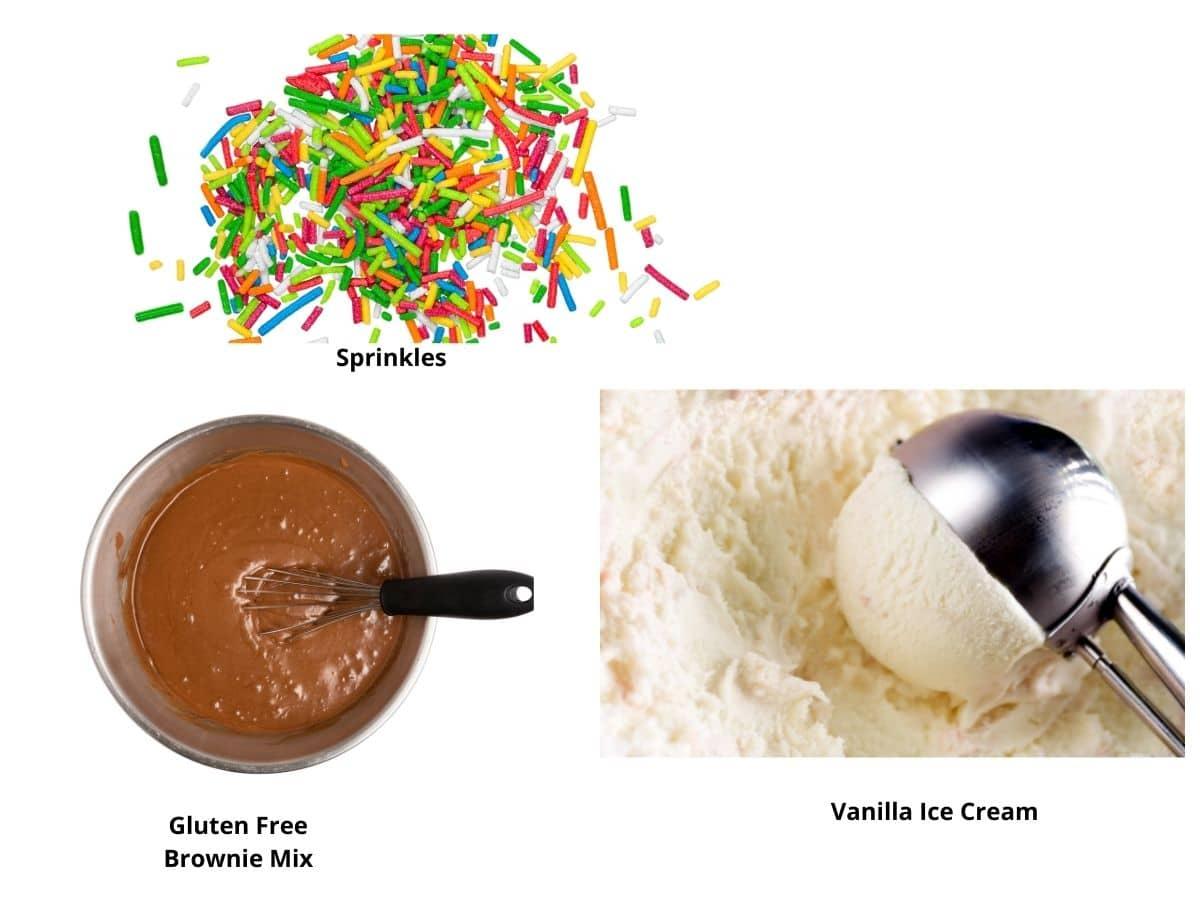 gluten free ice cream sandwiches ingredients